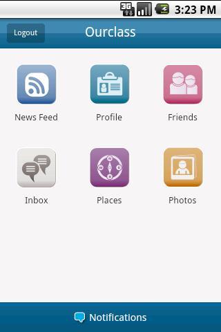 Ourclass - screenshot