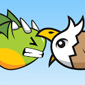 Little Dragon vs Flappy Birds icon