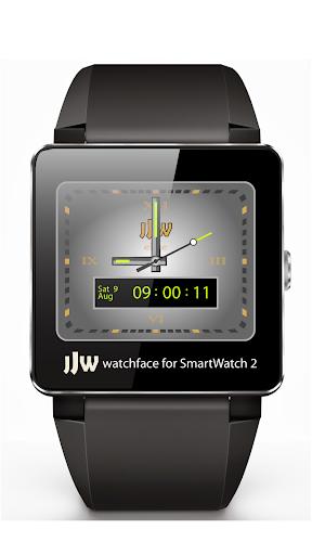 JJW Elite Watchface Platinum