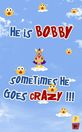 Bobby the Crazy Dog