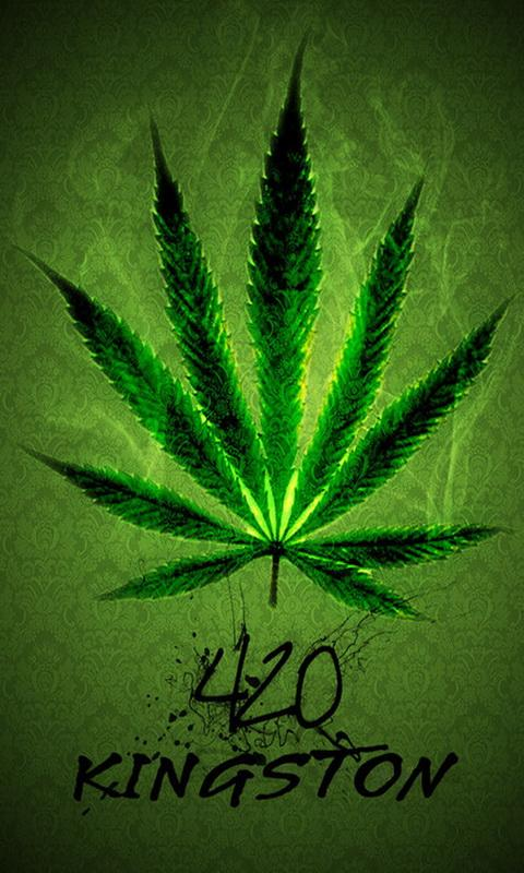 weed wallpaper for phone