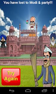 JuttiKut / Indian Election War screenshot