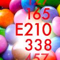 E Numbers logo