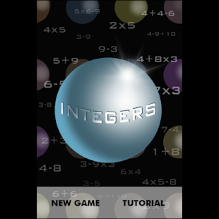 Integers- screenshot thumbnail