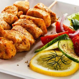Murgh Hazarvi Kabab (Chicken Hazarvi Kabab)