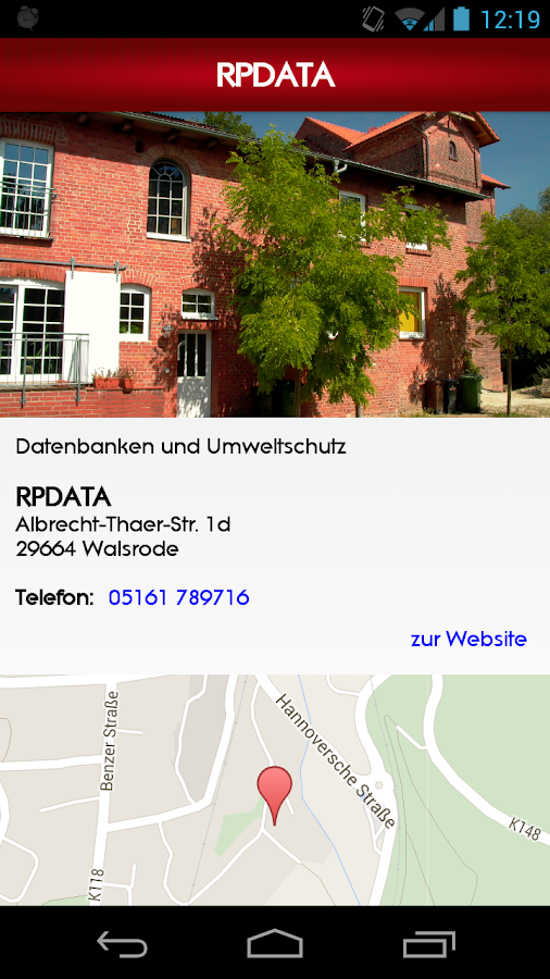 Walsrode - screenshot