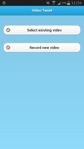 Video Tweet