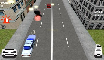 Screenshot of Police Traffic Racer