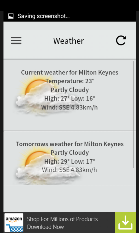 Milton Keynes Local News- screenshot
