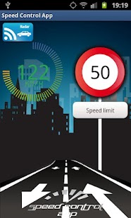 Speed Control App - screenshot thumbnail