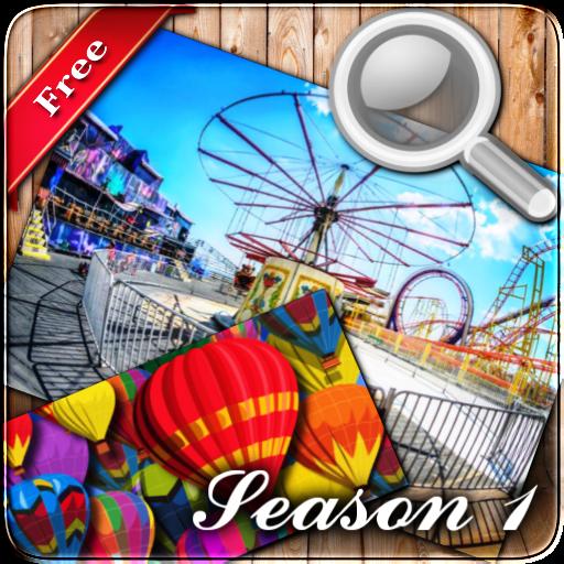 解谜の検索の違い - シーズン1 LOGO-記事Game