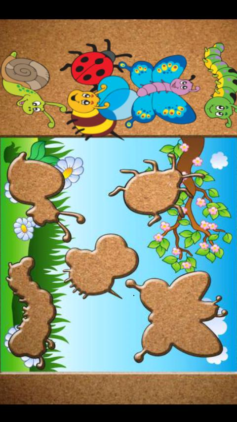 Kids Learning Puzzle - Deluxe - screenshot