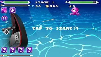 Screenshot of Fish Defense