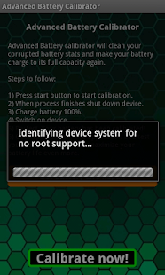 Advanced Battery Calibrator for Lollipop - Android 5.0