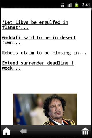 Official Drudge Report Mobile - screenshot