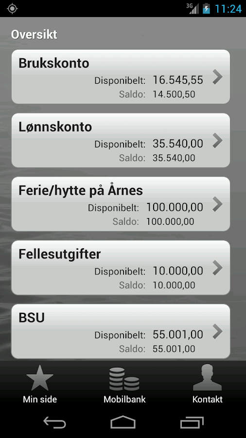 Tysnes Spb - screenshot