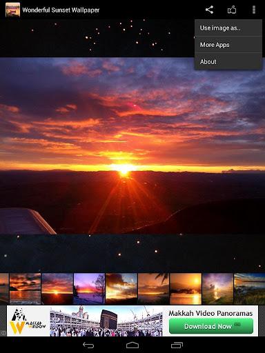 Wonderful Sunset Photos