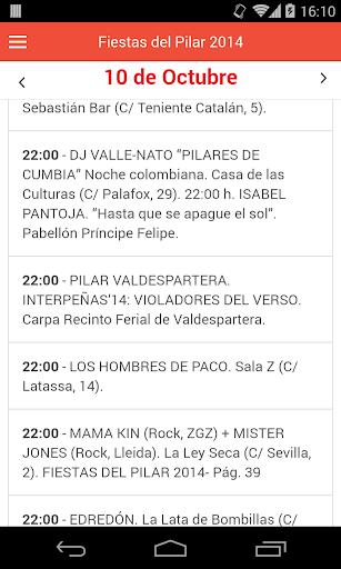 Pilares 2015