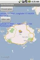 Screenshot of EarthOtherSide