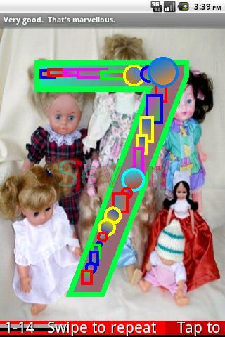 Count Dolls 1-20! 2 FREE- screenshot