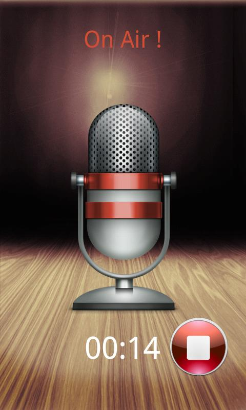 Voice Changer PRO- screenshot