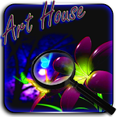 Art House. Hidden objects