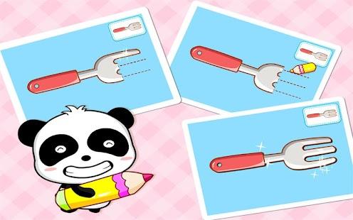 Magic Brush by BabyBus- screenshot thumbnail