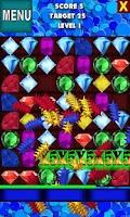 Screenshot of Manic Jewels