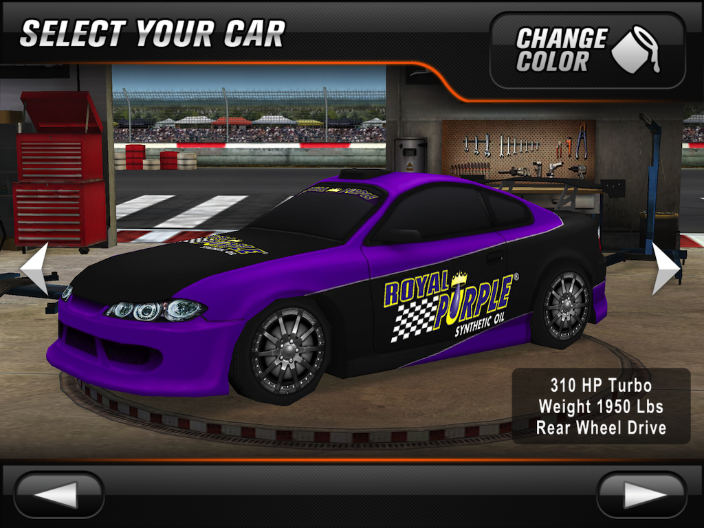 Drift Mania Championship Lite - screenshot