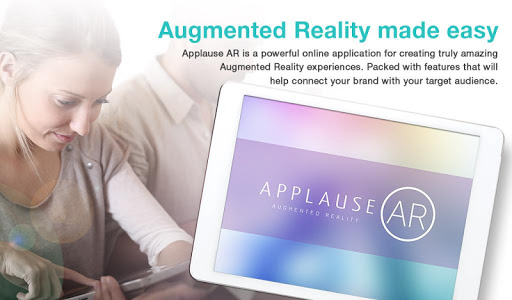 Applause AR augmented reality