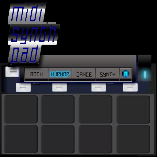 Midi drum synth pad LOGO-APP點子