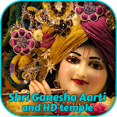 Krishna Aarti And 3D Temple