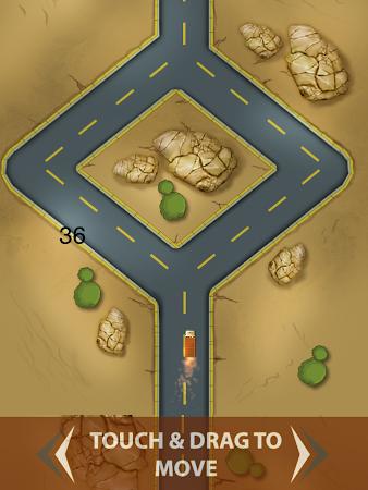Drive in the Line : Truck 3D 1.6 screenshot 125251