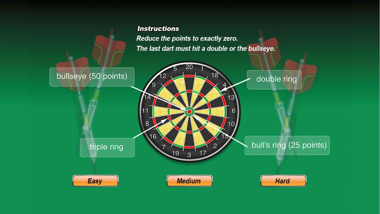 Dart Master - screenshot