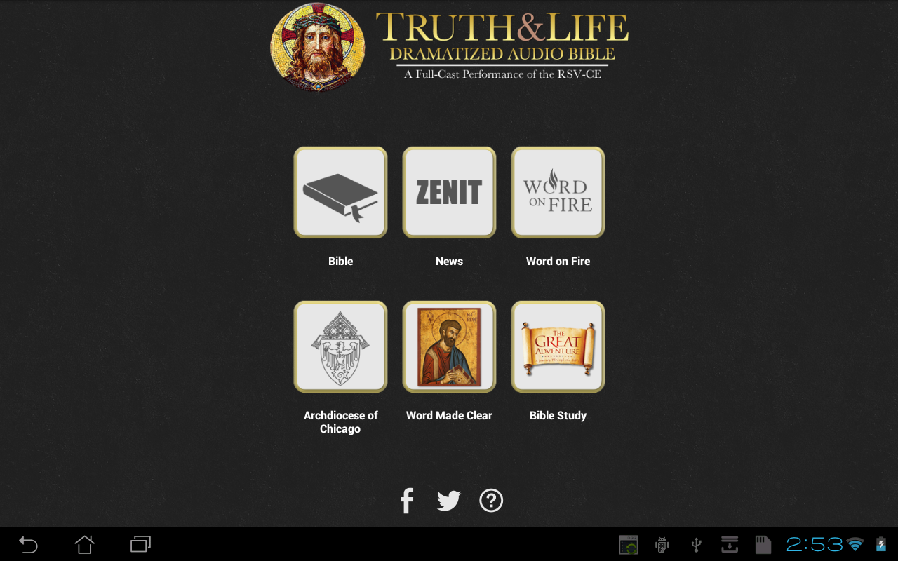 Truth & Life RSV-CE - screenshot