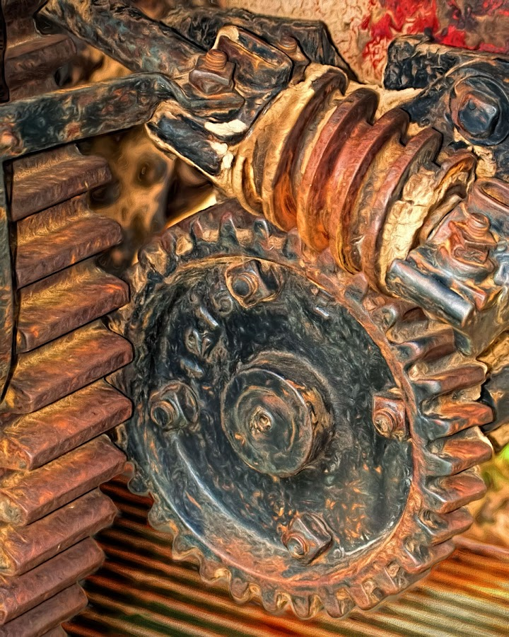 Gears by Lowell Griffith - Artistic Objects Industrial Objects (  )