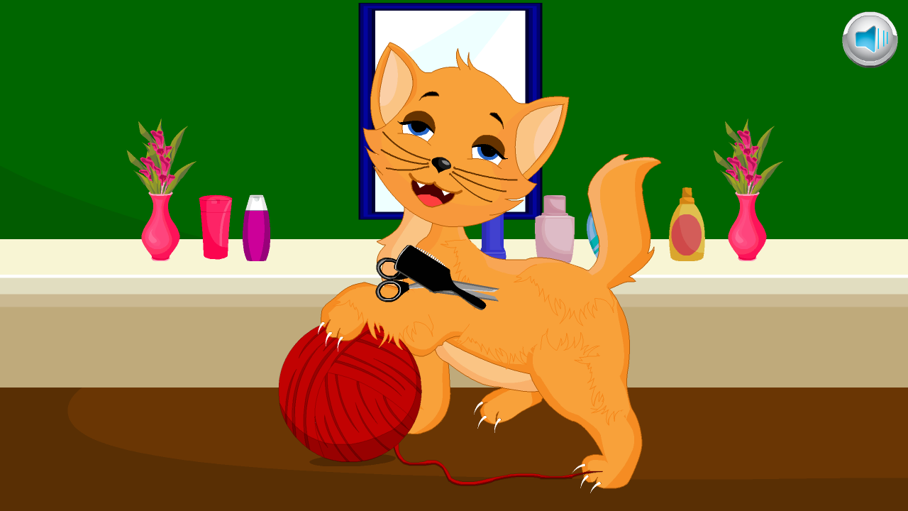 Sweet Cat Care Free Game - screenshot