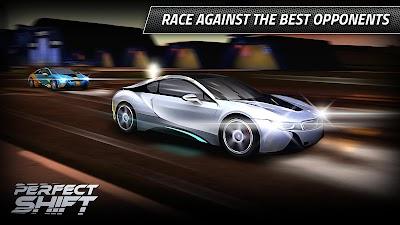 Game đua xe Perfect Shift miễn phí cho android