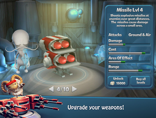 Tower Madness 2: 3D Defense 2.1.1 screenshots 2