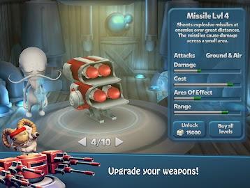 Tower Madness 2: 3D Defense Screenshot 2