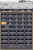 Screenshot of a41cv