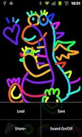 Screenshot of Picasso: Magic Paint!