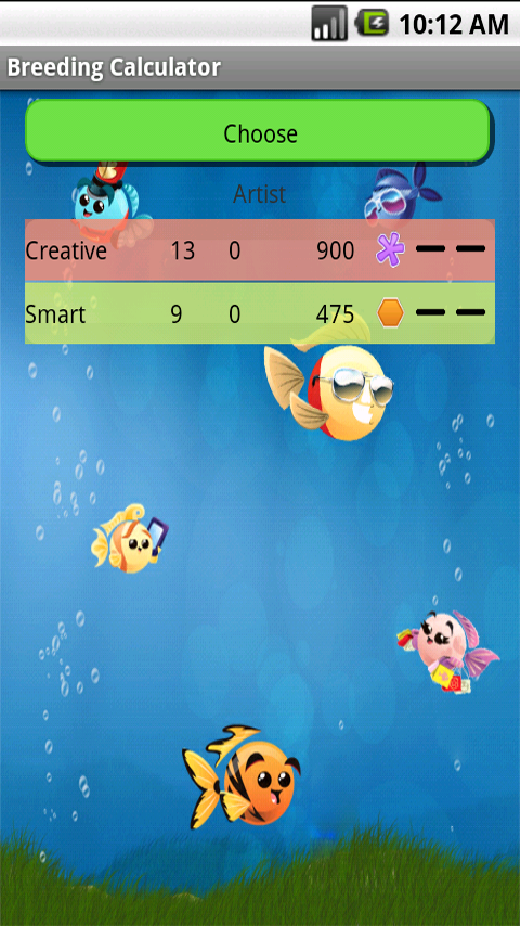 Breeding fish with attitude android apps on google play for Fish breeding games