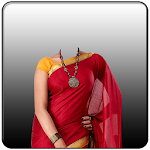Indian Woman Saree