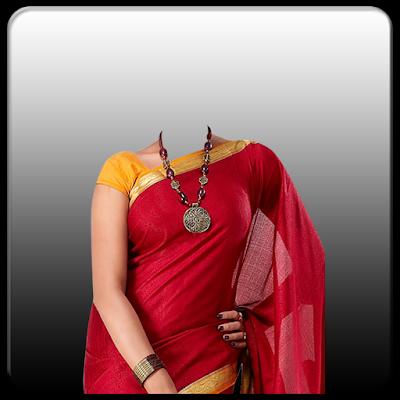 Indian Woman Saree
