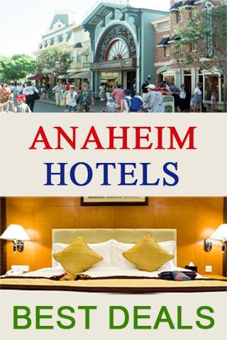 Hotels Best Deals Anaheim