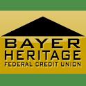 Bayer Heritage F. C. U. logo