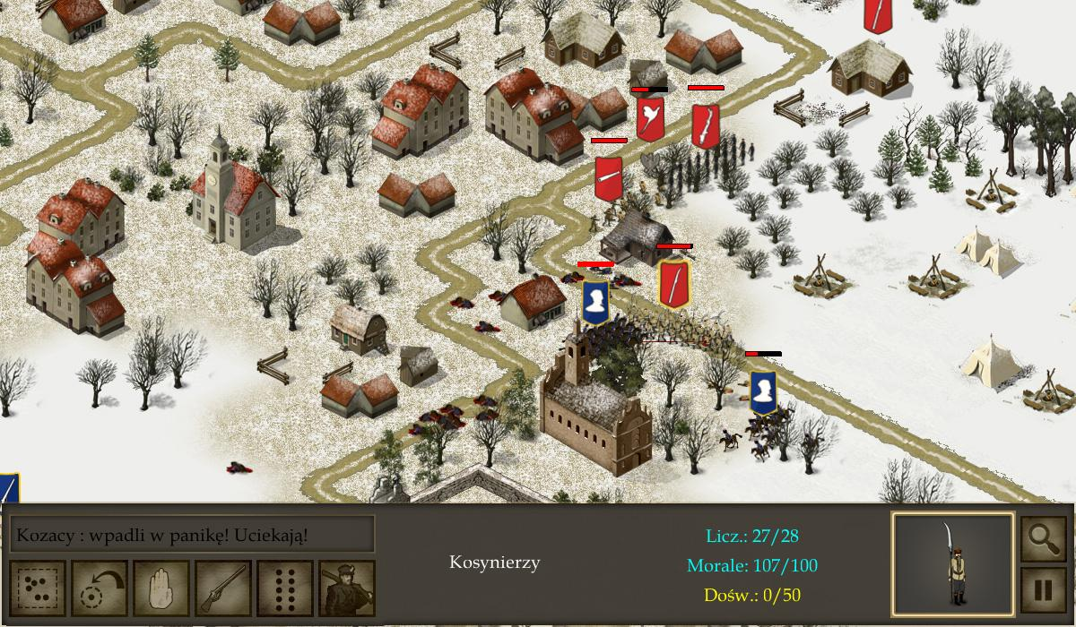 January Uprising: Str. Game- screenshot