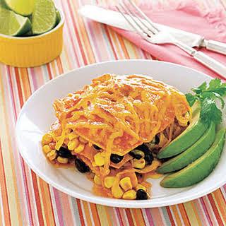 Slow-Cooker Enchilada Casserole.