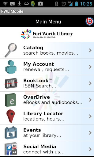 Fort Worth MetrOPAC Libraries